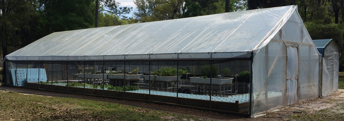 Commercial and Residential Aquaponics