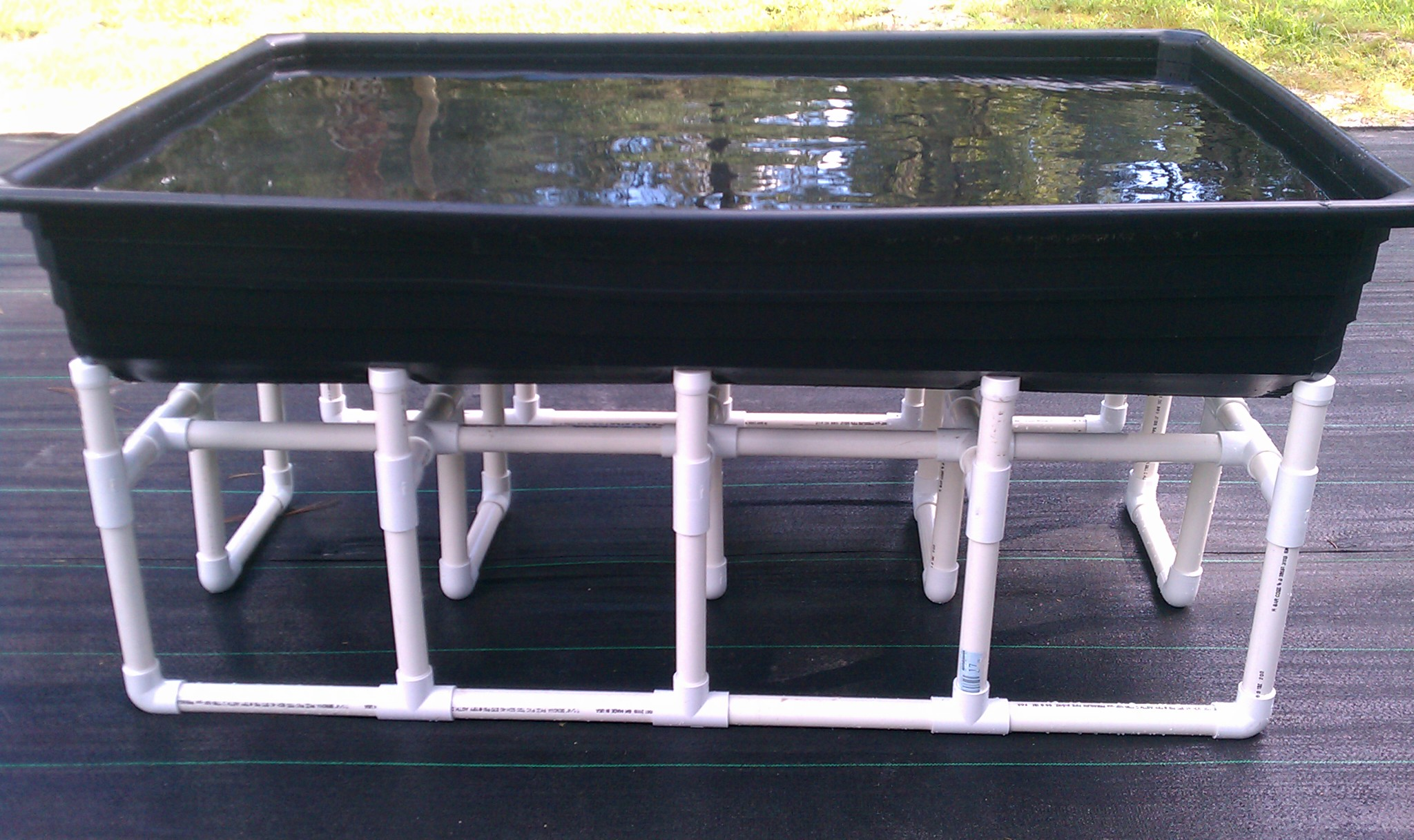 Building The Perfect Aquaponics Grow Bed System